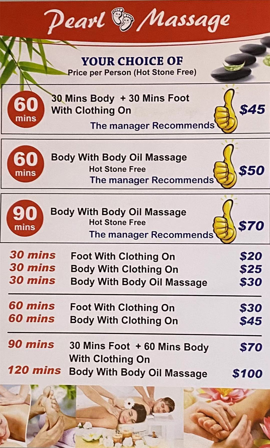 Asian massage tacoma